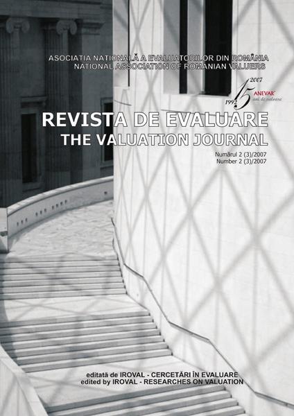 Revista de Evaluare - Volumul (3)