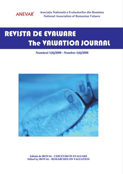 Revista de Evaluare - Volumul (4)