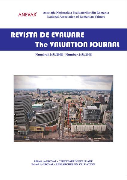 Revista de Evaluare - Volumul (5)