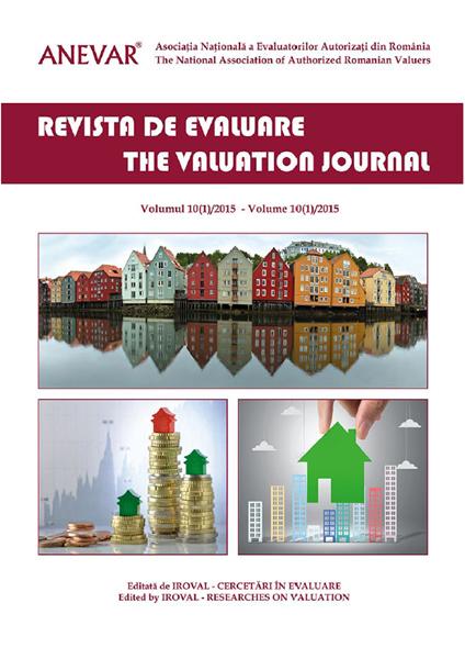 Revista de Evaluare - Volumul 10 (1)
