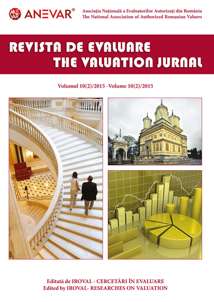 Revista de Evaluare - Volumul 10 (2)