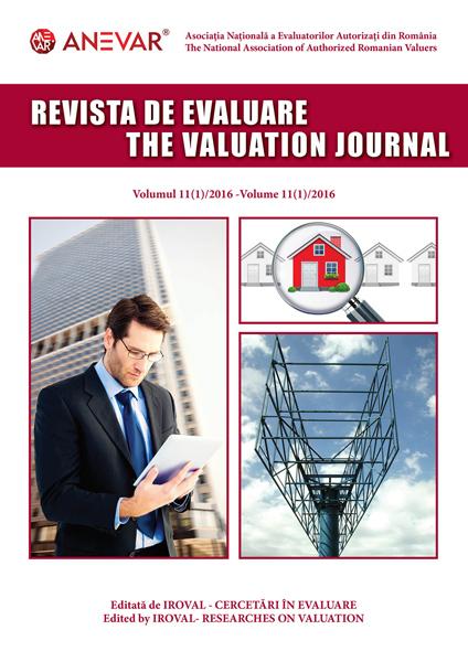 Revista de Evaluare - Volumul 11 (1)