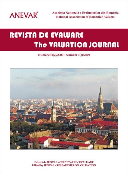 Revista de Evaluare - Volumul 4 (2)