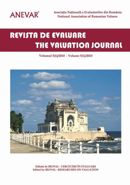 Revista de Evaluare - Volumul 5 (1)