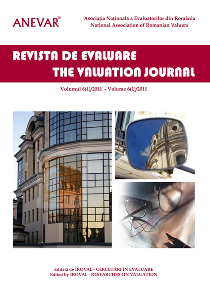Revista de Evaluare - Volumul 6 (1)