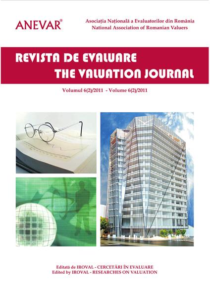 Revista de Evaluare - Volumul 6 (2)