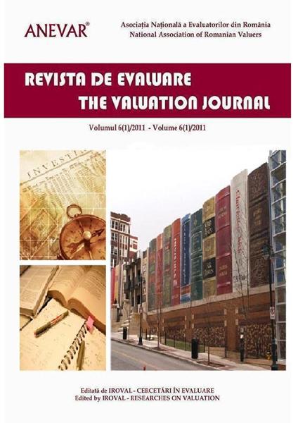 Revista de Evaluare - Volumul 7 (1)