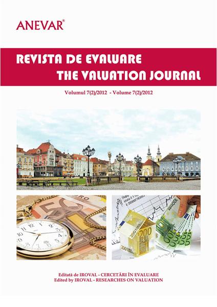Revista de Evaluare - Volumul 7 (2)