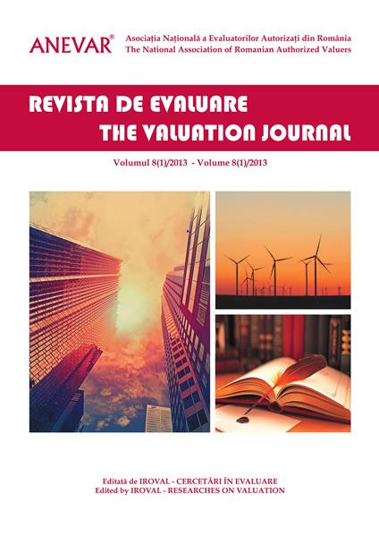 Revista de Evaluare - Volumul 8 (1)