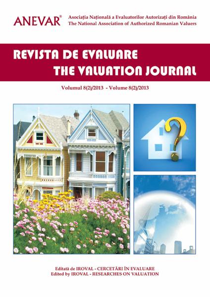 Revista de Evaluare - Volumul 8 (2)