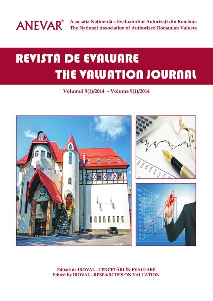 Revista de Evaluare - Volumul 9 (1)
