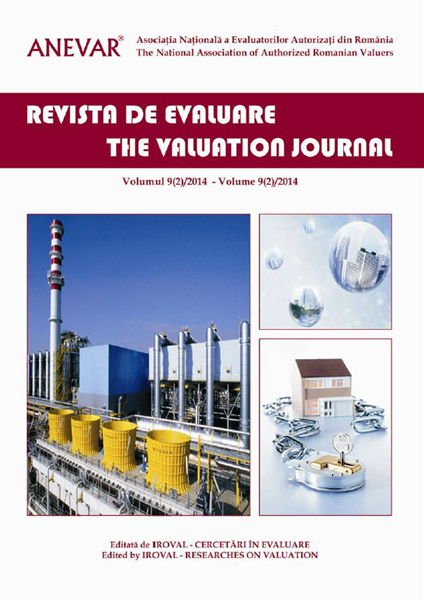 Revista de Evaluare - Volumul 9 (2)