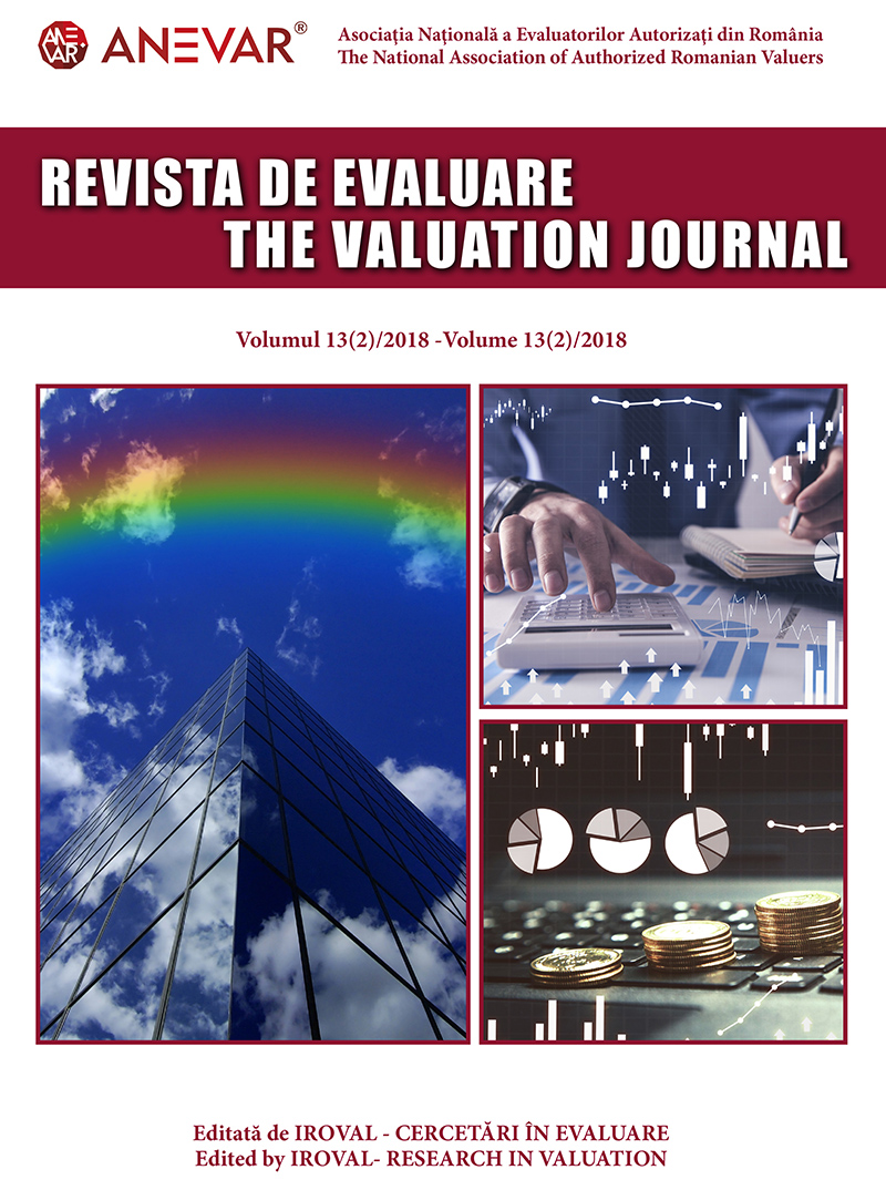 Revista de Evaluare - Volumul 13 (2)