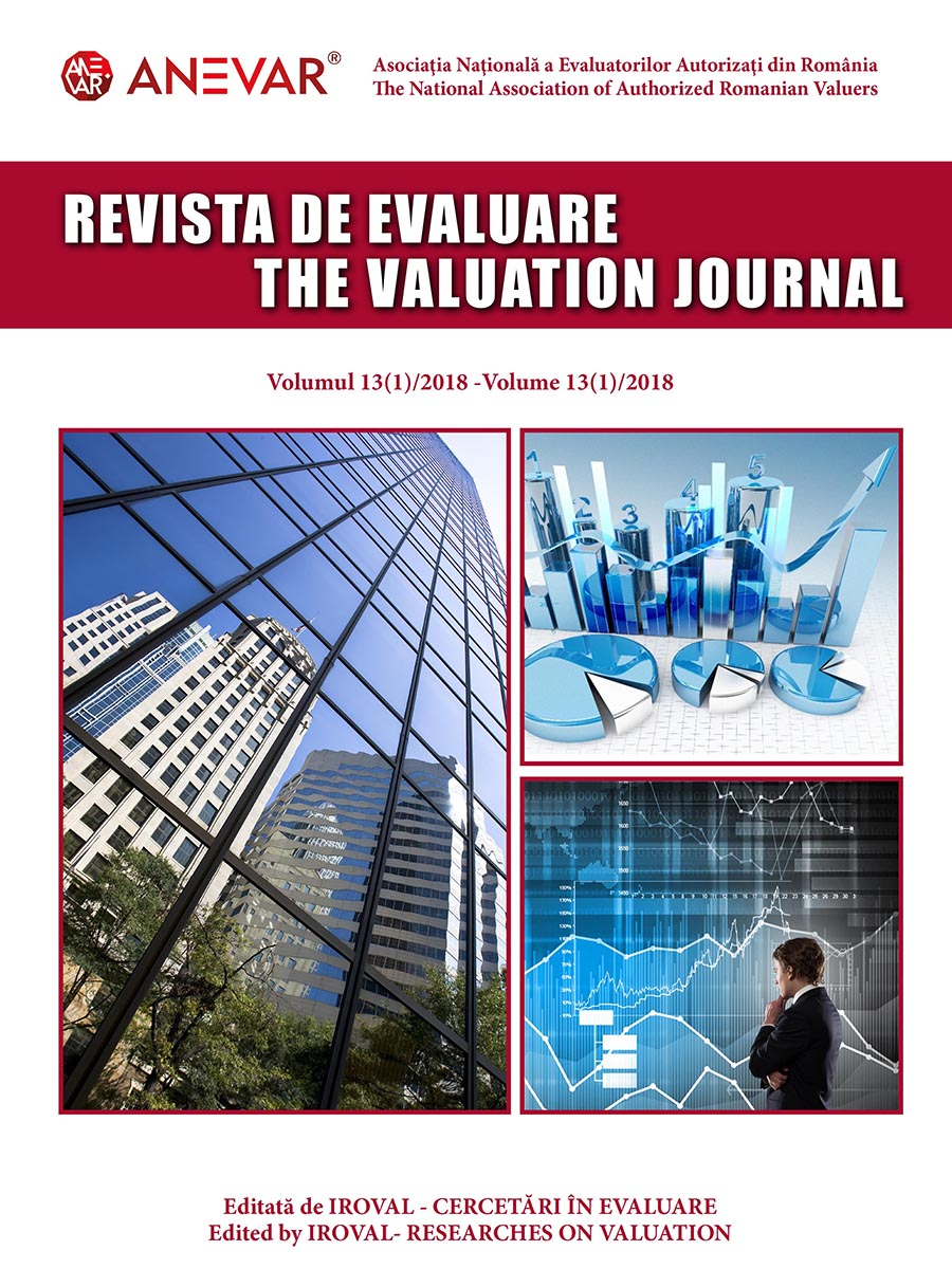 Revista de Evaluare - Volumul 13 (1)